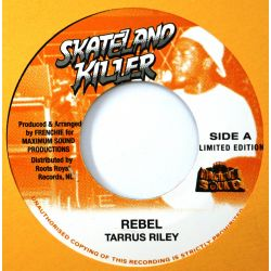 "Tarrus Riley - Rebel - 7"" -..."