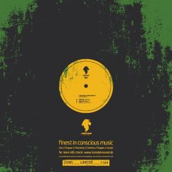 Panda Dub - Lent Roots Pour Chant EP - 12""