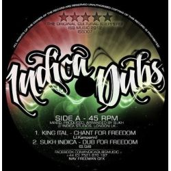 King Ital , Sukh Indica , Kibir La Amlak - Chant Of Freedom , Power Of The Trinity - 12""