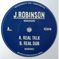 J. Robinson  - Real Talk -...