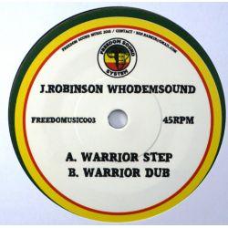 J. Robinson  / WhoDemSound...