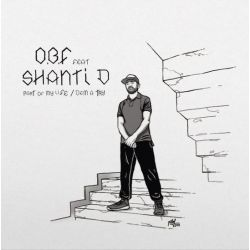 O.B.F. / Shanti D - Part Of...