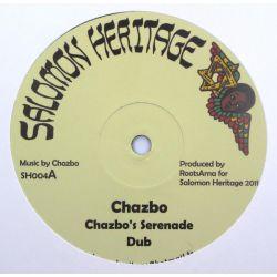 Chazbo / I Jah Salomon -...