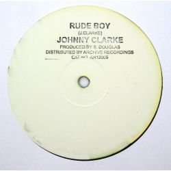 Johnny Clarke -  Rude Boy /...