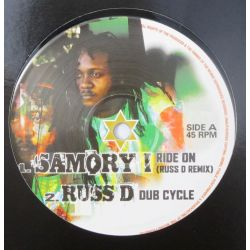"Samory I - Ride On - 10"" -..."