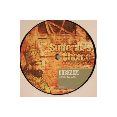 Dubkasm - City Walls / Hail Jah - 12""