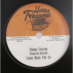 Danny Coxson - Come Back...