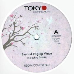 Riddim Conference - Beyond Raging Wave - 12""