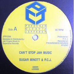 Sugar Minott / Preacher...