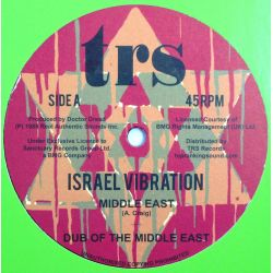 Israel Vibration - Middle...