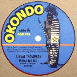 Linval Thompson - Praise...