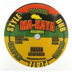 """Izyah Davis - Rasta - 7"""" -..."""