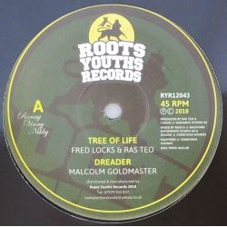 Fred Locks / Ras Teo - Tree...