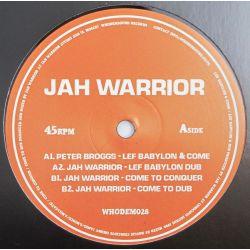 Peter Broggs / Jah Warrior...