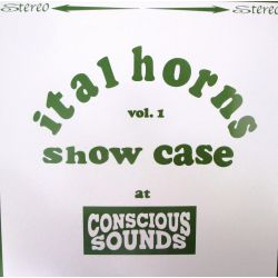 Ital Horns - Showcase Vol.1...