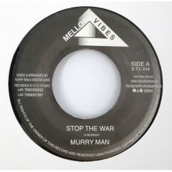 Murray Man - Stop The War -...