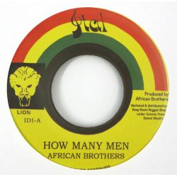 African Brothers  - How...