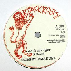 Robert Emanuel - Jah Is My...