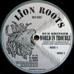Shiloh Ites /  Dub Bringer - Red Sea Dub / World In Trouble - 12""