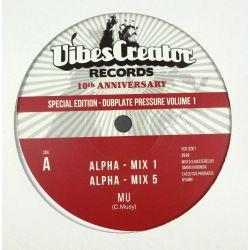 """Mu  - Alpha / Yeshoua - 12""""..."""