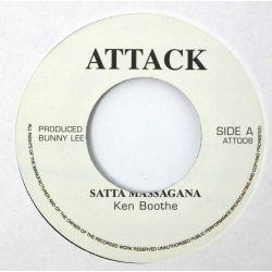 Ken Boothe / I-Roy - Satta...