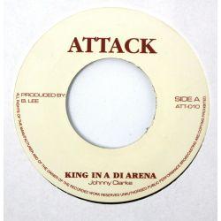 Johnny Clarke - King In A...