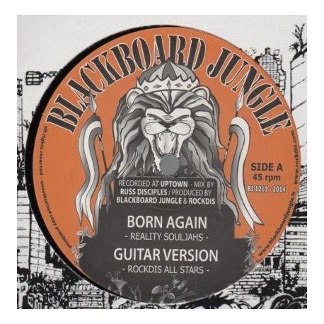 "Blackboard Jungle /  Reality Souljahs /  Afrikan Simba - Born Again / Ark Of The Covenant  - 12"""