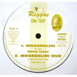 Barry Issac - Moussolini -...