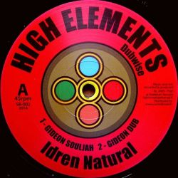 Idren Natural /  Bunnington Judah - Gideon Souljah / Stand Firm - 12""