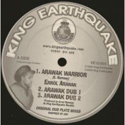 Errol Arawak - Arawak Warrior , Kings Robe - 12""