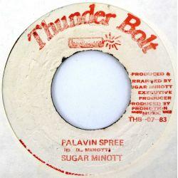 Sugar Minott - Palavin...