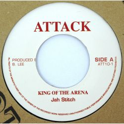 Jah Stitch - King Of The...