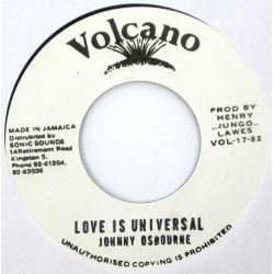 Johnny Osbourne - Love Is...
