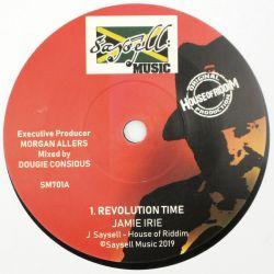 Jamie Irie - Revolution...