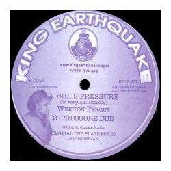 "Winston 'Sugarcane' Fergus - Bills Pressure,Tafar-i - 12"""