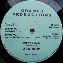 "Zen Bow - Impression - 12"""