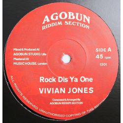 Vivian Jones / Agobun...