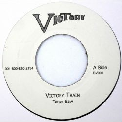 Tenor Saw - Victory Train -...