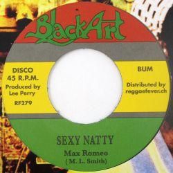 Max Romeo - Sexy Natty /...