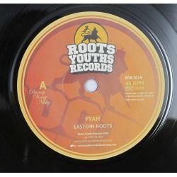 """Eastern Roots - Fyah - 7"""" -..."""