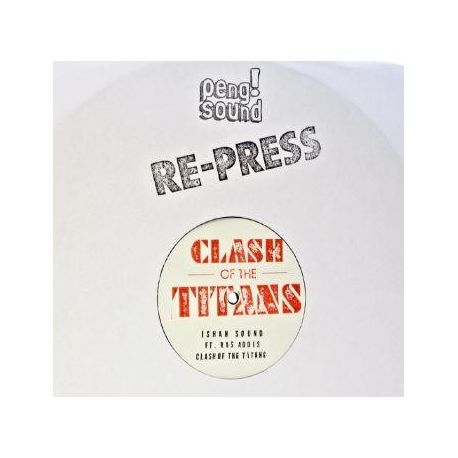 Ishan Sound /  Ras Addis - Clash Of The Titans - 12""
