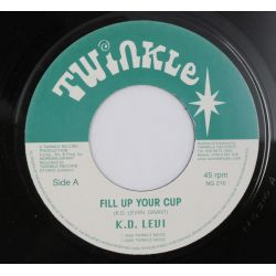 K.D. Levi - Fill Up Your...