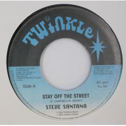 Santana  - Stay Off The...