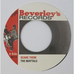 The Maytals - Scare Him /...