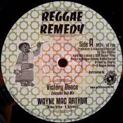 "Wayne McArthur /  Sista Beloved - Victory Dance / Rastafari - 10"""