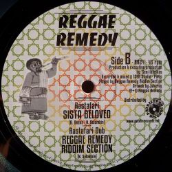 Wayne McArthur /  Sista Beloved - Victory Dance / Rastafari - 10""