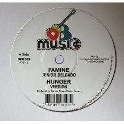 Junior Delgado - Famine /...