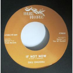Oku Onuora - If Not Now /...