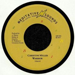 Christine Miller - Warrior...