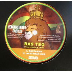 Ras Teo / Manana Horns -...